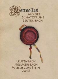 Gemeinde Leutenbach - Firmenchronik